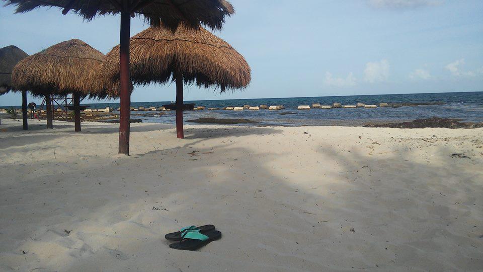 Flip Flops in Mexico