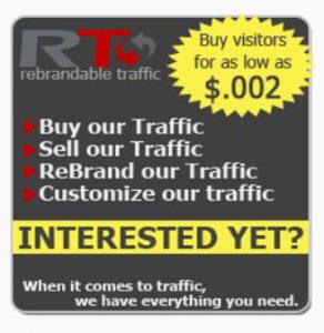 Rebrandable Traffic Review