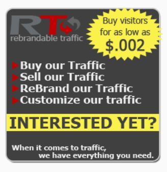 Rebrandable Traffic Review