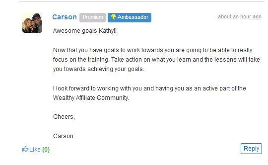 Carson post