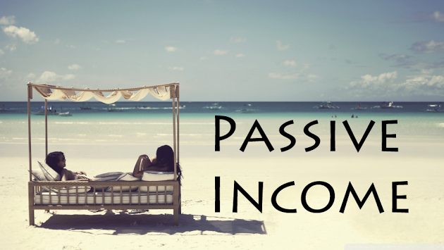 Create Passive Income Online
