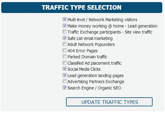 Kris Clicks Traffic Sources