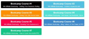 Wealthy Affiliate Bootcamp
