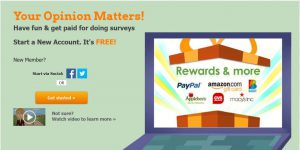What is MySurvey About
