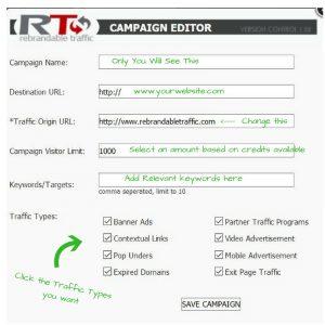 Rebrandable Traffic