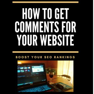 How to get comments for your websigte