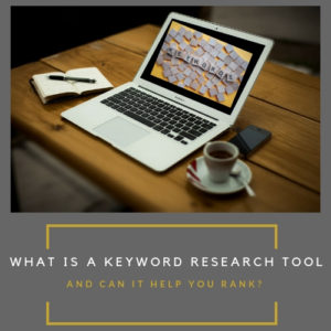 What is a Keyword Research Tool