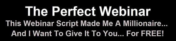 Free Webinar Script