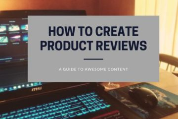 How to create product reviews
